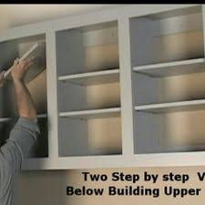 How To Build Garage Storage Shelf by How To Build A Cabinet 15 Steps With Pictures Wikihow