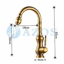 Brushed Brass Kitchen Faucet by Buy Cheap Kitchen Faucets For Big Save Kitchen Basin Faucets