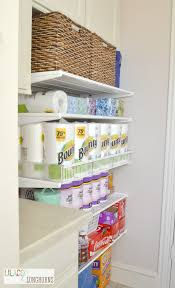 Laundry Room Shelves And Storage by My Laundry Room Storage Dilemmas Solved Lilacs And