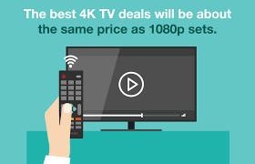 black friday electronics 2017 black friday tv predictions 2017 4k prices will be almost as