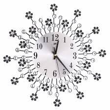 Grande Horloge Murale Pas Cher by Achetez En Gros Fleur Horloge Murale Grand En Ligne à Des