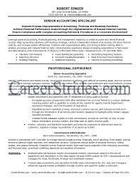 Accounting Professional Resume Examples by 100 Resume For Finance Professional Sidemcicek Com Just