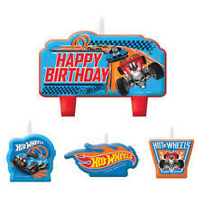 hot wheels cake toppers hot wheels racer cake candles set 4pcs cupcake decoration