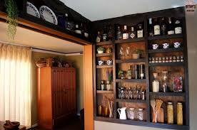 kitchen wall shelves ideas built in kitchen wall shelves hometalk