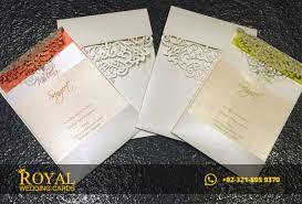 Wedding Invitation Cards Usa Royal Wedding Cards Karachi Pakistan Dubai Usa Uk Canada