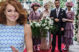 selfridges wedding dresses mr selfridge kara tointon on weddings and walking up the