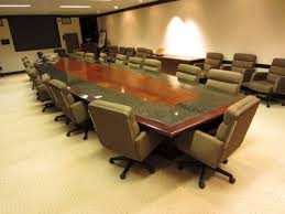 marble conference room table 24 marble conference table with matching credenzas conklin office