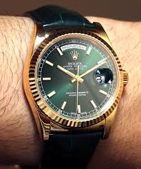 rolex day date 36mm watches on ablogtowatch
