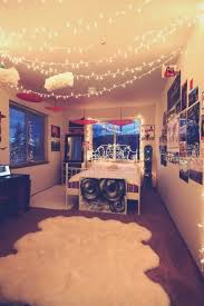 bedrooms with christmas lights collection in christmas lights room decor christmas lights in the
