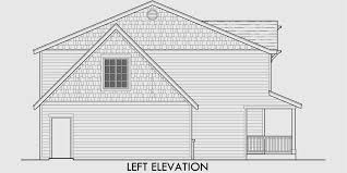 House Plans With Covered Porch Two Story House Plans 3 Bedroom House Plans House Plans
