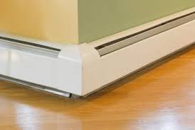 how to lay laminate flooring with baseboard heaters home guides