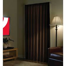 Home Theater Blackout Curtains Velvet Blackout Curtain Panel Target