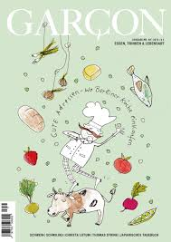 Esszimmer T Ingen Speisekarte Magazin Garcon Essen Trinken Lebensart Nr 40 By Magazin
