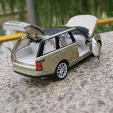 champagne range rover land rover range rover model cars 1 34 suv alloy diecast champagne