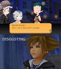 Kingdom Hearts Memes - disgusting kingdom hearts know your meme