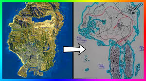 Gta World Map Incredible Updated Version Of Re Imagined Vice City Vice City 2