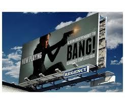 sky billboard mockups realistic billboard templates outdoor
