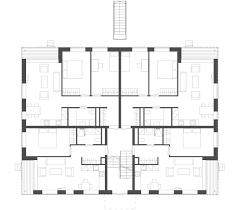 gallery of niine apartment building kuu architects 12