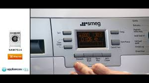 expert review of the smeg 7 5kg front load washer saw7514 expert review of the smeg 7 5kg front load washer saw7514 appliances online