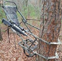 Scissor Lift Hunting Blind Deer Stand On A Trailer Georgia Outdoor News Forum