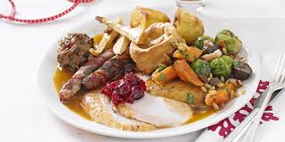 complete turkey dinner complete christmas menu classic food
