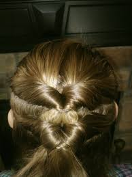 cute hairstyles pull through braid how to do a double pull through ponytail pretty hair is fun youtube