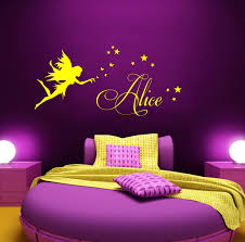 Bedroom Wall Decals For Adults Aliexpress Com Buy Removable Personalized Name Stencil Wall Art
