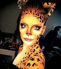 Halloween Cheetah Costumes 9 Cat Halloween Costumes Byrdie