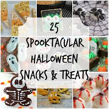 25 spooktacular halloween snacks and treats