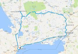 Trip Map Alvin U0027s Digital Follies U2013 An Ontario Road Trip I Just Wrote A Blog