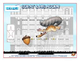 a nutty thanksgiving age s scrat is set to take flight in the