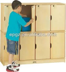 children bookcase with plastic boxes wooden bookcase design