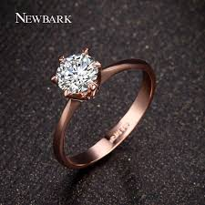 gold band ring newbark forever classic wedding band rings gold color 6