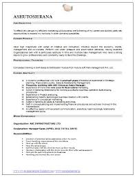 Sales Manager Resume Templates Word Best Photos Of Sales Resume Template Word Manager Resume