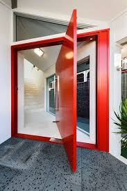 15 extremely sleek and contemporary welcoming modern entry designs for your inspiration