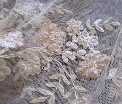 lace ribbon best 25 lace ribbon ideas on bouquet holder ivory