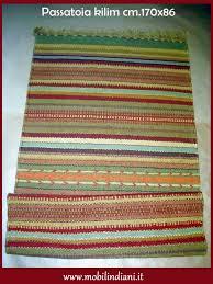 tappeto etnico foto tappeto etnico passatoia kilim di mobili etnici 61493
