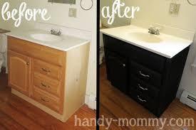 refinish bathroom sink top charming refinishing bathroom vanity refinishing the bathroom vanity
