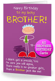 brother birthday cards card for brother birthday cards for