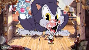 cuphead tom jerry controlled biorobot gaming
