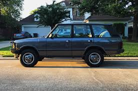 land rover classic for trips with mild off roading hard to beat a range rover
