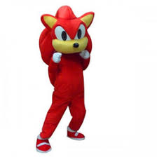 Sonic Halloween Costume Discount Red Sonic Costume 2017 Red Sonic Costume Sale