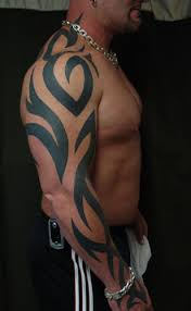 prenfassuro tattoo tribal sleeve ideas