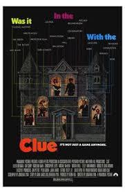 Clue Movie House Floor Plan Clue Film Wikipedia