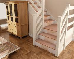 turned stairs landing wood stair treads mudroom pinterest