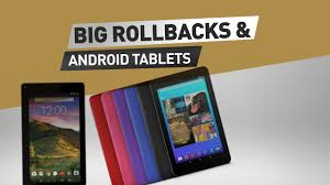 walmart android tablet android tablets big rollbacks clearance on walmart