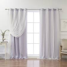 purple curtains u0026 drapes joss u0026 main