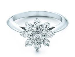 tiffany flower rings images Flower engagement rings other than tiffany 39 s or custom designers png&a