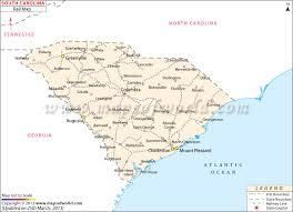 sc highway map south carolina rail map south carolina route