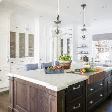brown and white kitchen cabinets chocolate brown kitchen cabinets design ideas